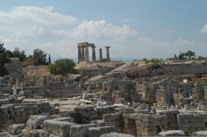 Paul in Corinth